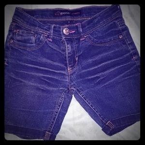 Girls Jordache Bermuda shorts
